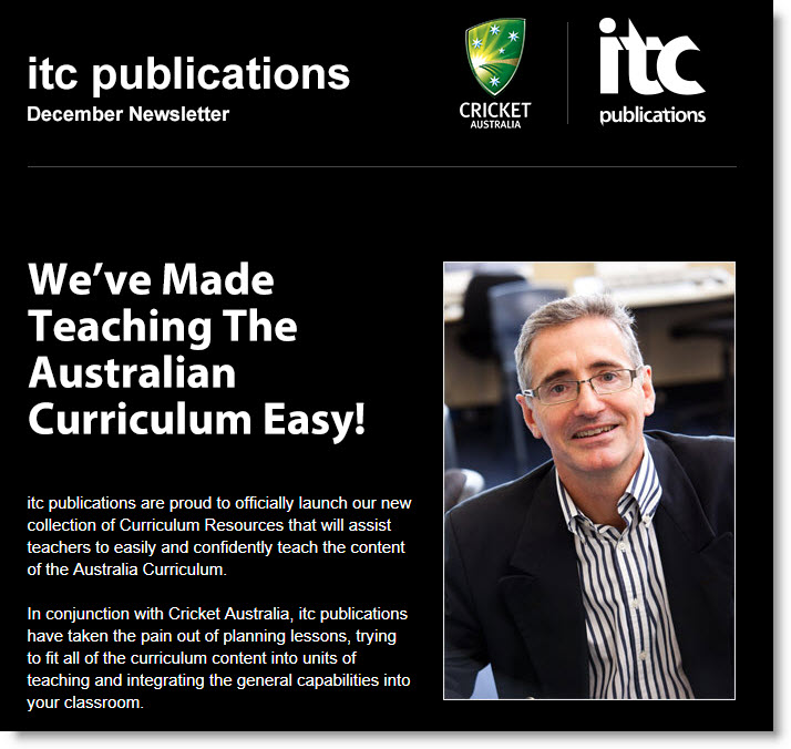 itc publications newsletter